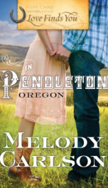 Love Finds You In Pendleton, Oregon_cover
