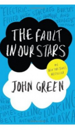 The Fault in Our Stars_cover