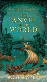The Anvil of the World _cover