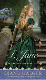 I, Jane  In the Court of Henry VIII _cover