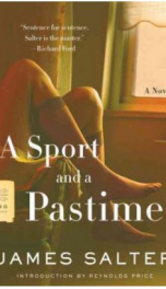 A Sport and a Pastime _cover