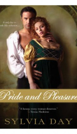 Pride and Pleasure  _cover