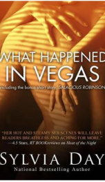 What Happened in Vegas  _cover