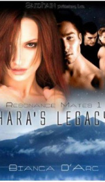 Hara's Legacy  _cover