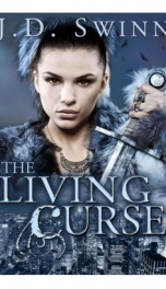 The Living Curse _cover