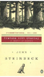 Travels With Charley in Search of Americ  _cover