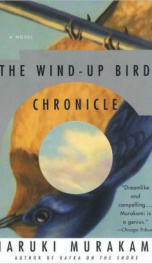 The Wind-Up Bird Chronicle   _cover