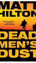 Dead Men's Dust  _cover
