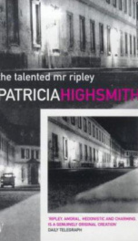 The Talented Mr. Ripley _cover
