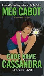 Code Name Cassandra_cover