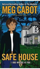 Safe House_cover
