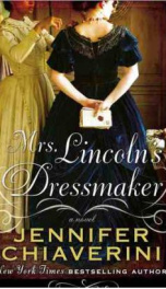 Mrs. Lincoln's Dressmaker_cover