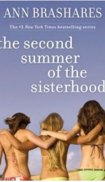 The Second Summer of the Sisterhood_cover