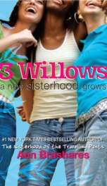 3 Willows, The Sisterhood Grows_cover