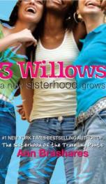 3 Willows, The Sisterhood Grows_cover