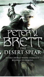 The Desert Spear_cover