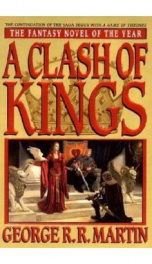 A Clash of Kings _cover