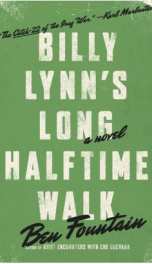 Billy Lynn's Long Halftime Walk  _cover