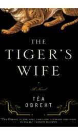 The Tiger's Wife  _cover