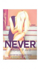 NEVER TOO FAR  _cover