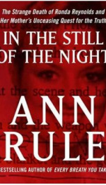 IN THE STILL OF THE NIGHT _cover