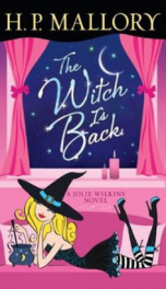 The Witch is Back _cover