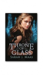 Throne of glass  _cover