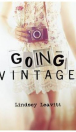 Going Vintage _cover