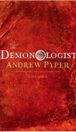 The Demonologist _cover