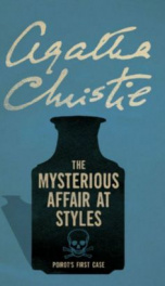 The Mysterious Affair at Styles _cover