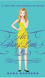 Ali's Pretty Little Lies _cover