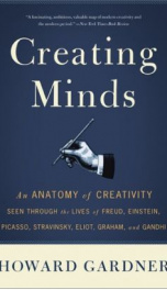 Creating Minds _cover