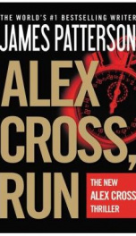 Alex Cross, Run _cover