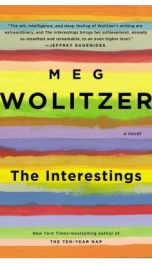 The Interestings _cover
