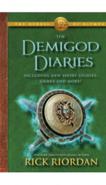 The Demigod Diaries_cover