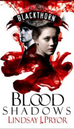 Blood Shadows  _cover