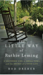 The Little Way of Ruthie Leming   _cover