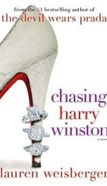Chasing Harry Winston _cover