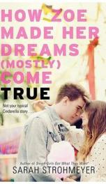 How Zoe Made Her Dreams  Come True _cover