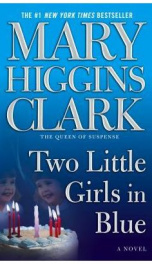 Two Little Girls In Blue  _cover