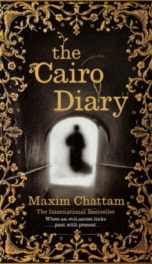 The Cairo Diary_cover