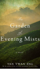 The Garden of Evening Mists_cover
