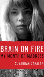 Brain on Fire My Month of Madness_cover