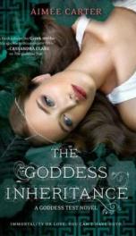 The Goddess Inheritance  _cover