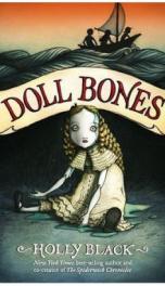 Doll Bones  _cover