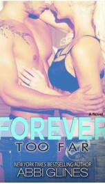 Forever Too Far  _cover