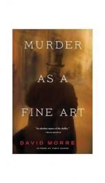 Murder as a Fine Art  _cover