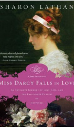 Miss Darcy Falls in Love  _cover
