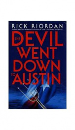 The Devil Went Down to Austin  _cover
