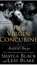 The Virgin Concubine  _cover